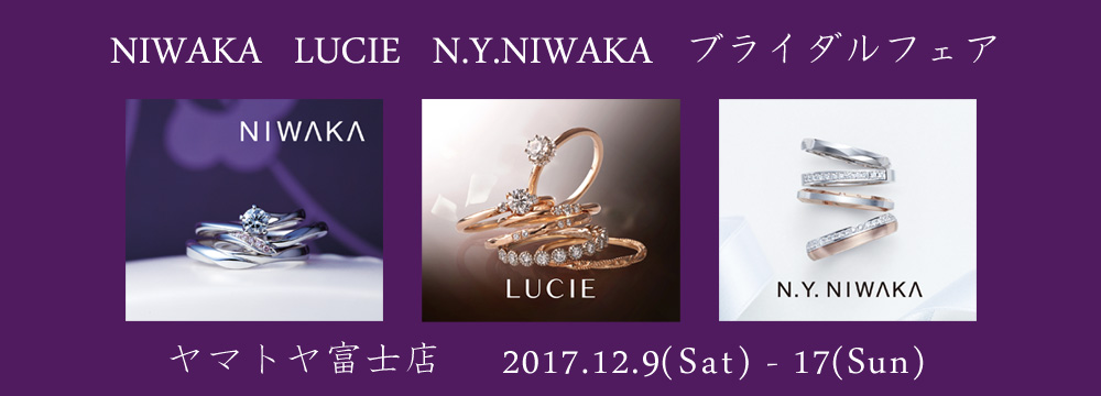 201712富士NIWAKALUCIENYFair